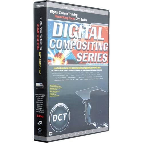 Digital Cinema Training DVD: Compositing, DCT-COMP DCT-COMP