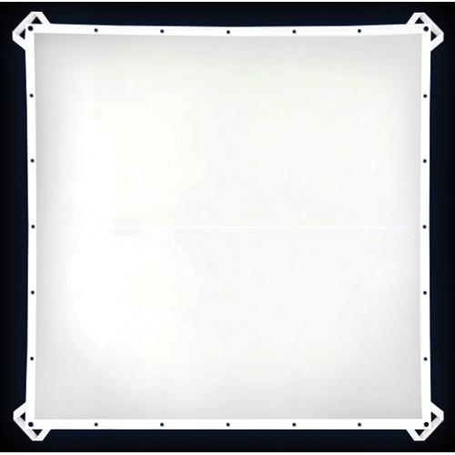 Digital Juice Butterfly Screen - 8x8' (White) FRAME1-WTSCRN1