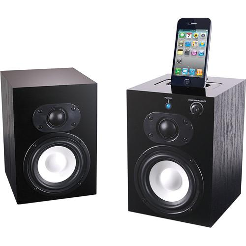 DJ-Tech Dock Monitor XS Studio Monitor for iPod DOCKMONITOR-XS