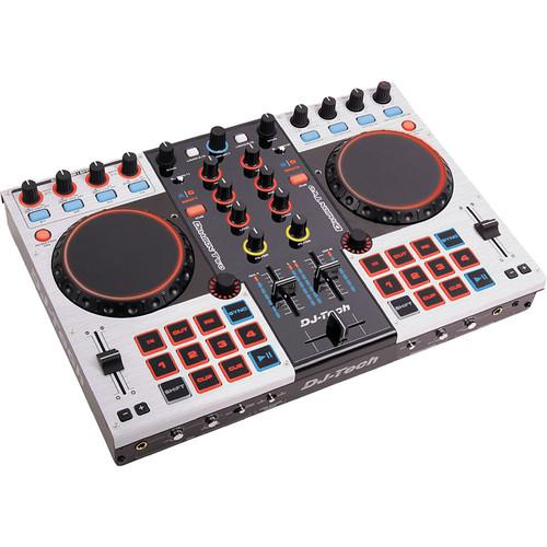 DJ-Tech Dragon Two Professional 4-Channel Digital DJ DRAGON TWO
