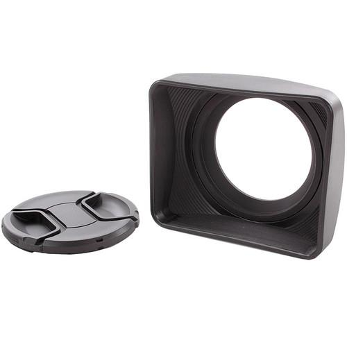 Dot Line  72mm Digital Video Lens Hood DL-2472