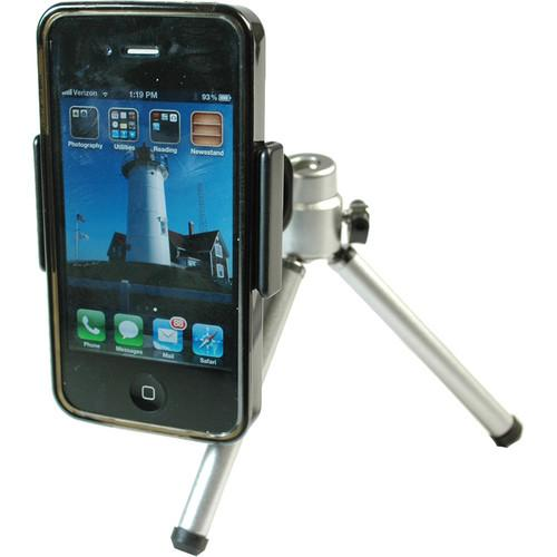 Dot Line Smartphone Clip With Mini Tripod DL-0908