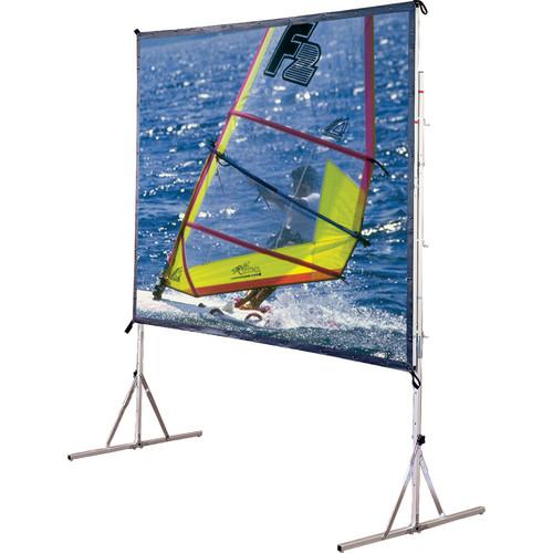 Draper 218199UW Cinefold Folding Portable Front Screen 218199UW