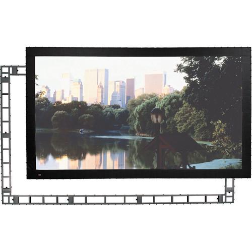 Draper 383574LG Stage Screen Portable Projection Screen 383574LG