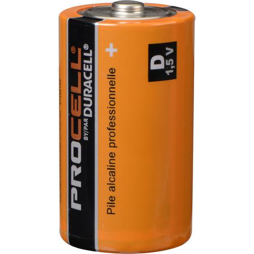 Duracell D Procell 1.5V Alkaline Batteries (12 Pack) PC1300