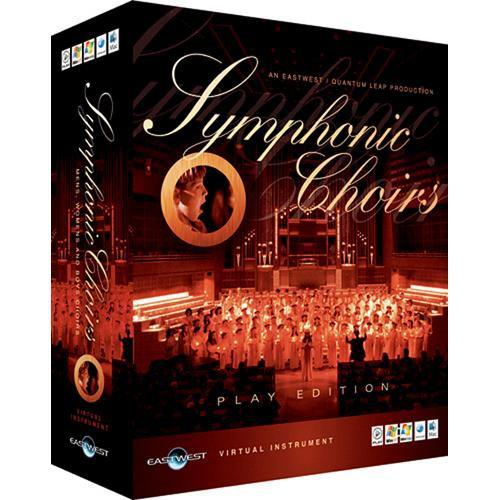 EastWest Symphonic Choirs - Play Edition Virtual EW-182