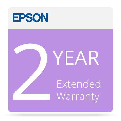Epson 2 Years Extended Warranty For PP-100 ECTMD-II