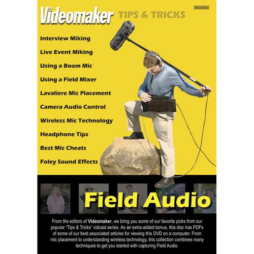 First Light Video  DVD: Field Audio F820DVD