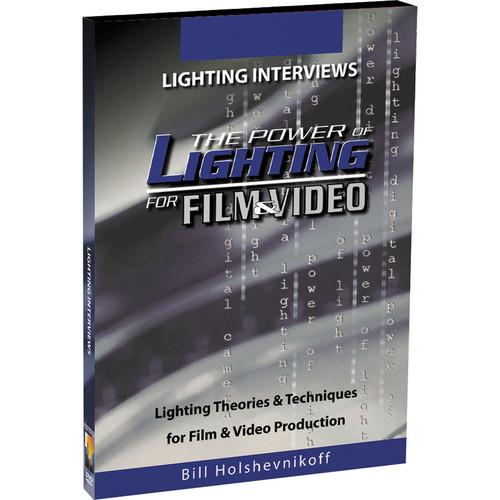 First Light Video DVD: The Power of Lighting for Film F2670DVD
