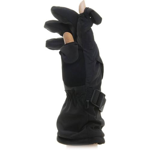 Freehands Men's Soft Shell Ski/Snowboard Gloves (Medium) 11271MM