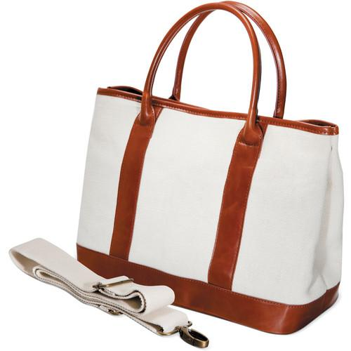 Fujifilm Canvas Boat and Tote (Off White) 600012056