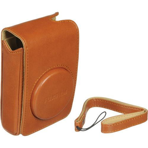 Fujifilm Leather Fitted Case for the XF-1 Camera (Brown)