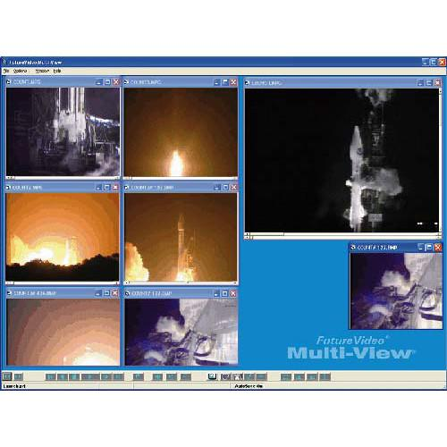 FutureVideo Multi-View 2.0 Video Debriefing Software FV0042