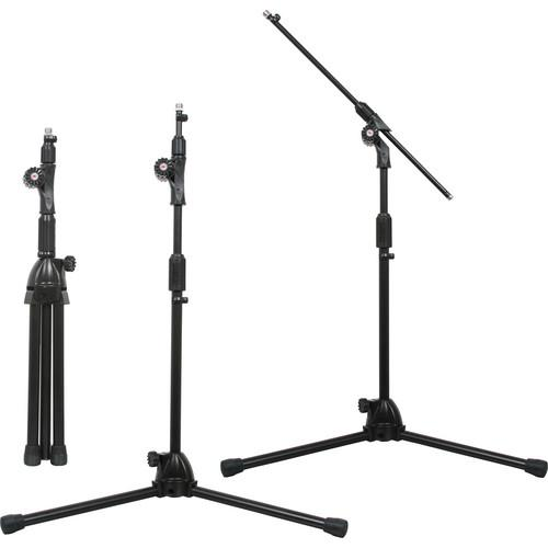 Galaxy Audio Concealed Boom Durable Stand MST-C60