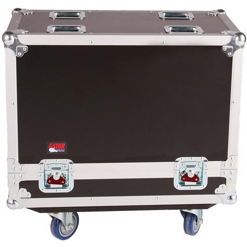 Gator Cases G-Tour Double Speaker Case for Two G-TOUR SPKR-215