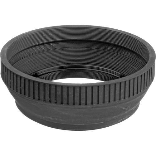 General Brand 37mm Collapsible Rubber Lens Hood NP11037
