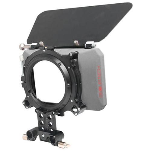Genustech Wide Angle Matte Box Kit with French Flag and GMKHEB