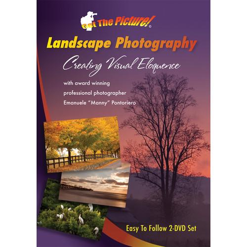 GET the PICTURE DVD: Landscape Photography: Creating GTP1005