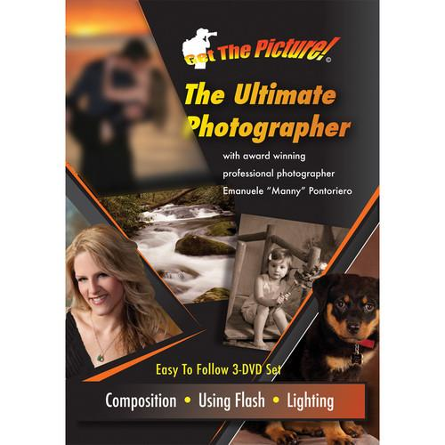 GET the PICTURE DVD: The Ultimate Photographer GTP1003