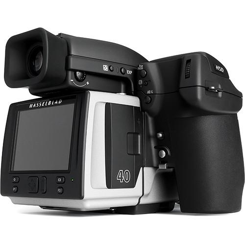 Hasselblad H5D-40 Medium Format DSLR Camera 3013658