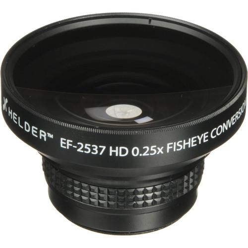 Helder EF-2537 37mm HD 0.25x Fisheye Conversion Lens EF-2537