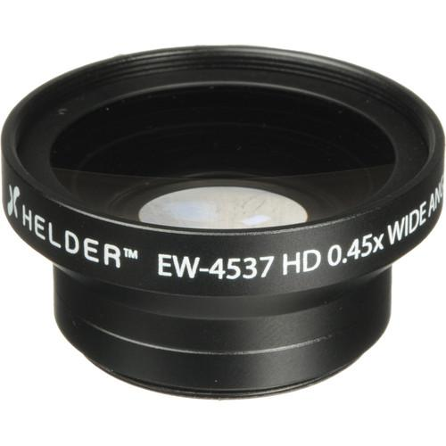 Helder EW-4537 37mm HD 0.45x Wide Angle Conversion Lens EW-4537