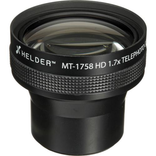 Helder MT-1758 58mm HD 1.7x Telephoto Conversion Lens MT-1758