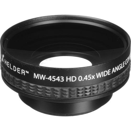 Helder MW-4543 43mm HD 0.45x Wide Angle Conversion Lens MW-4543