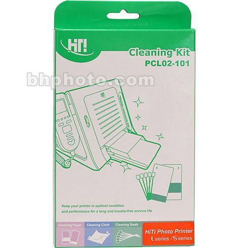 HiTi Cleaning Kit For S-Series Printers (24 Packs) 83.PCL02.201