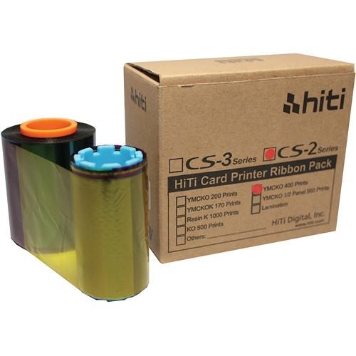 HiTi  CS-200e Series Print Ribbon 87.R0A09.0DXT