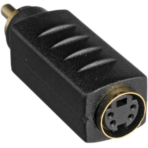 Hosa Technology NSR380 RCA to S-Video Adapter NSR-380