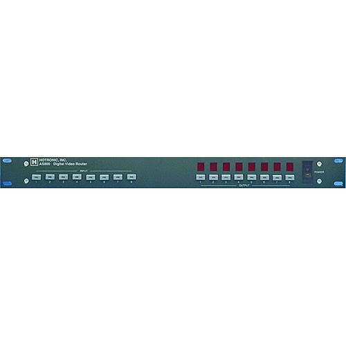 Hotronic AS8004X4 4x4 SDI Video Switcher AS800-4X4