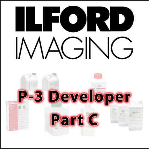 Ilford Ilfochrome P3 DE 3.20 Developer Part C (2L) 1151068