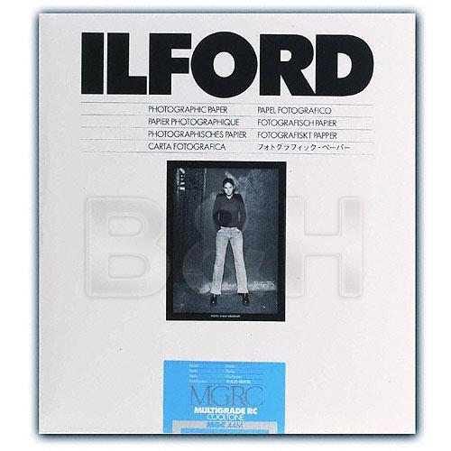 Ilford Multigrade Cooltone Resin Coated (RC) Black & 1951987