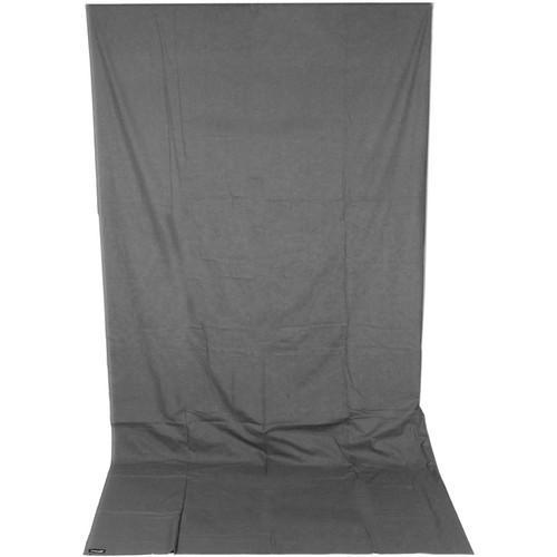 Impact Background Kit with 10 x 12' Solid Dark BGR-1012DG-SK