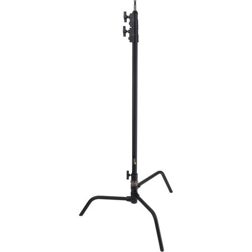 Impact Turtle Base C-Stand - 10.75' (Black) LS-CT40MB