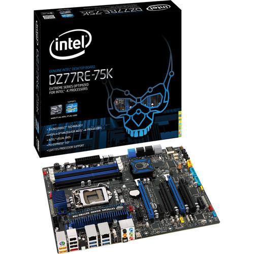 Intel DZ77RE-75K Desktop Board (Bulk Pack) BLKDZ77RE75K