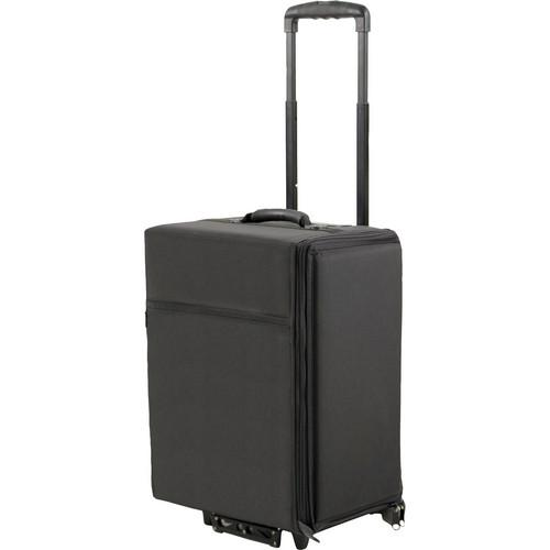 JELCO Wheeled Travel Case for 5 Laptops JEL-1810W