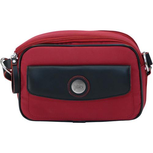 Jill-E Designs Compact System Camera Bag (Red) 340979