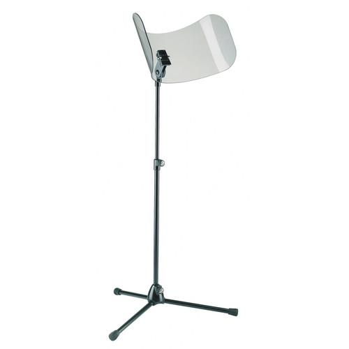 K&M 11900 Sound Abatement Music Stand 11900-000-55