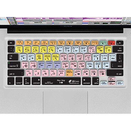 KB Covers Pro Tools Keyboard Cover for MacBook, PT-M-CC-2