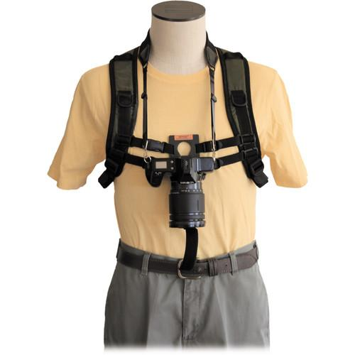 Keyhole Keyhole Hands-Free Camera Harness (Black) BC-KHBL
