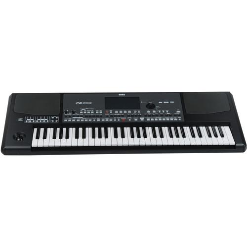 Korg PA-600QT Professional 61-Key Arranger Keyboard PA600QT