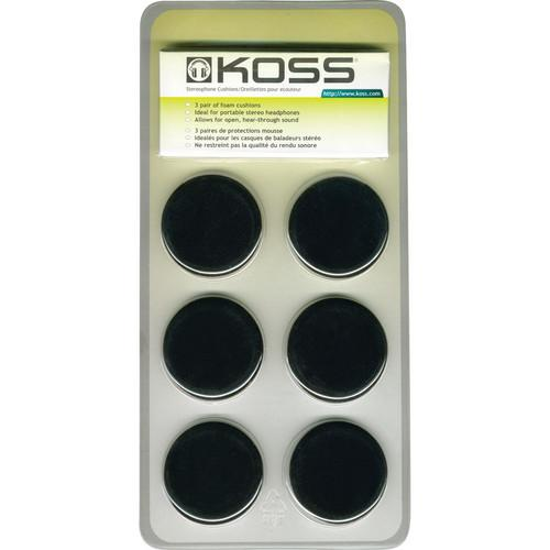 Koss  Portable Replacement Cushions 159071