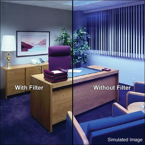 Color Compensating CC40B 75mm Filter