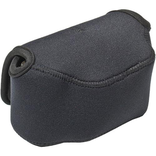 LensCoat BodyBag Point and Shoot Large Zoom (Black) LCBBLZBK