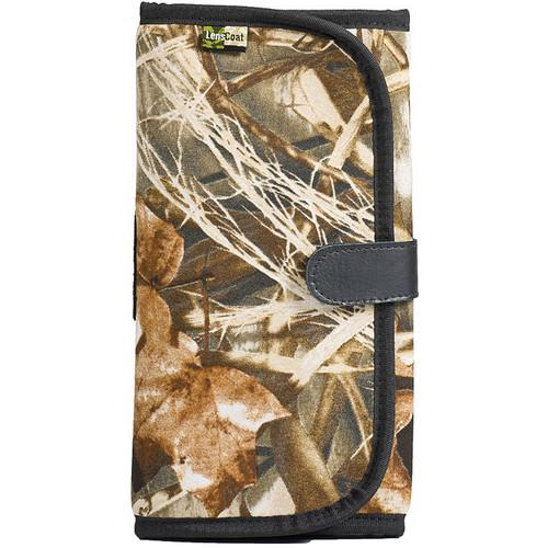LensCoat  FilterPouch 8 (Realtree Max4) LCFP8M4