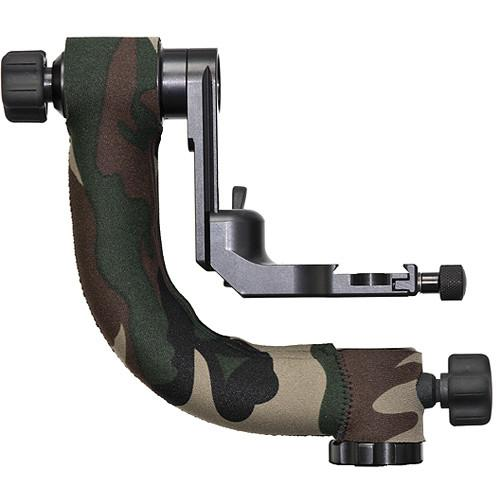 LensCoat Gimbal Tripod Head Cover (Forest Green) LCJHD3FG