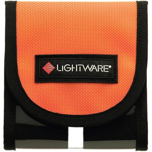 Lightware Compact Flash Media Wallet (Orange) A8200O