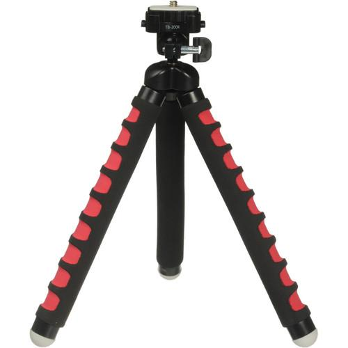 Magnus  MaxiGrip Flexible Tripod (Red) TB-200R